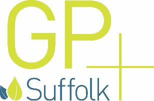 GP Plus logo