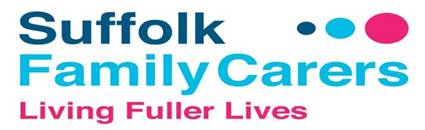Suffolk Carers logo